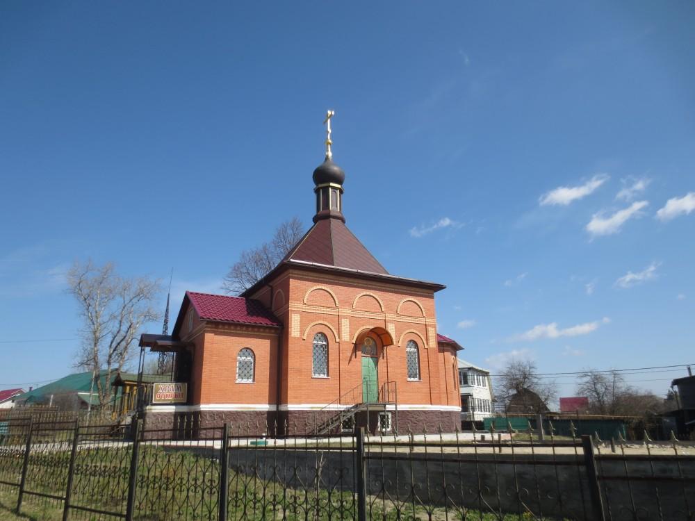 Церковь Димитрия Солунского, Шебанцево