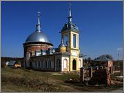 Церковь Рождества Христова-Щеглятьево-Домодедовский район-Московская область-strusto