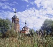 Церковь Воздвижения Креста Господня - Юсупово - Домодедовский район - Московская область