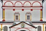 Троицкий Белопесоцкий монастырь. Собор Троицы Живоначальной - Ступино - Ступинский район - Московская область
