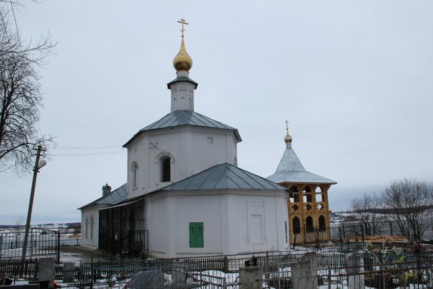 Церковь Илии Пророка, Золоторучье