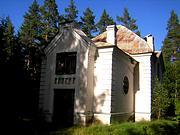 Церковь Троицы Живоначальной - Вёдрово - Лужский район - Ленинградская область