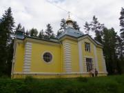 Вёдрово. Троицы Живоначальной, церковь