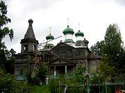 Церковь Спаса Нерукотворного Образа - Сяберо - Лужский район - Ленинградская область
