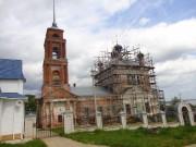 Церковь Спаса Преображения - Татинец - Кстовский район - Нижегородская область