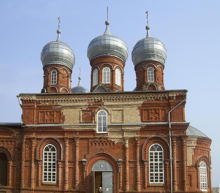 Церковь Вознесения Господня, Старая Степановка