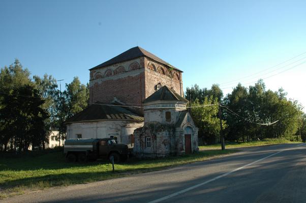Церковь Троицы Живоначальной, Толбухино