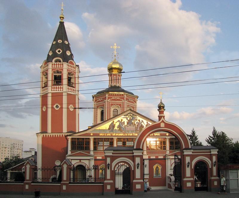 Кафедральный собор Троицы Живоначальной-Саратов-г. Саратов-Саратовская область