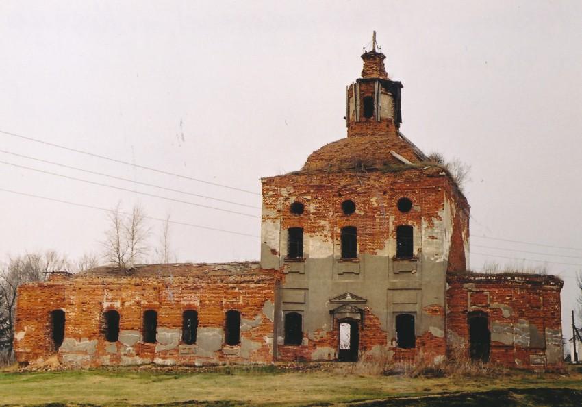 Церковь Космы и Дамиана, Кузьмадино