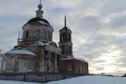 Церковь Казанской иконы Божией Матери - Базарная Кеньша - Никольский район - Пензенская область