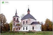Церковь Покрова Пресвятой Богородицы - Маринино - Ковровский район и г. Ковров - Владимирская область