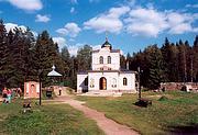 Спасо-Преображенский скит - Оковцы - Селижаровский район - Тверская область