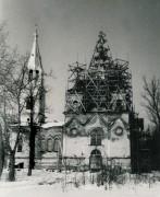Церковь Смоленской иконы Божией Матери - Поги - Тосненский район - Ленинградская область