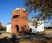 Лазарево. Архиерейское подворье. Церковь Михаила Архангела