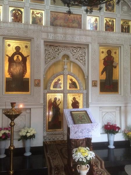 Церковь Михаила Тверского на острове Памяти, Тверь