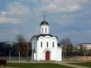 Тверь. Михаила Тверского на острове Памяти, церковь
