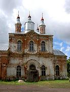 Церковь Воскресения Словущего - Раменье - Шаховской район - Московская область