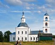 Церковь Богоявления Господня - Бавлены - Кольчугинский район - Владимирская область
