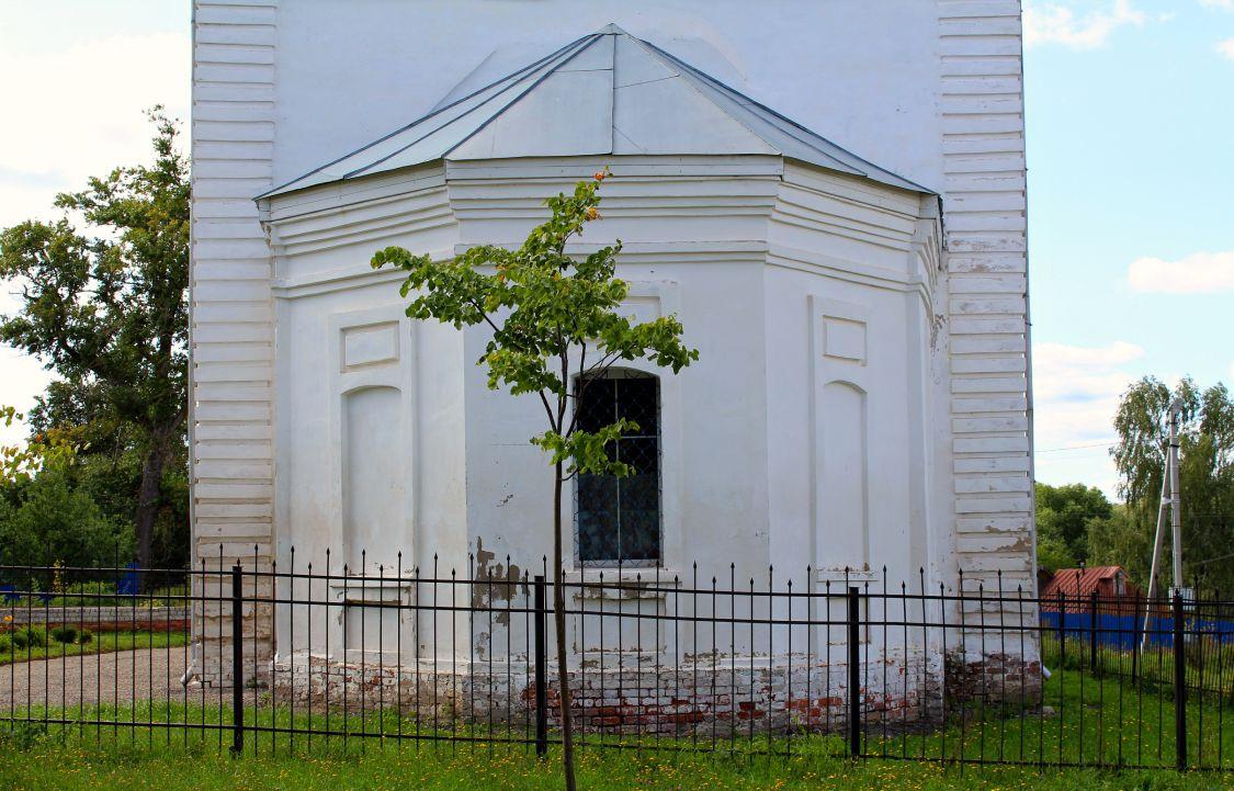 Церковь Богоявления Господня, Бавлены