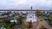 Церковь Успения Пресвятой Богородицы - Густомесово - Красносельский район - Костромская область