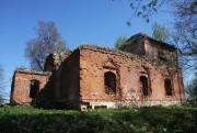 Церковь Николая Чудотворца - Панковичи - Дубенский район - Тульская область