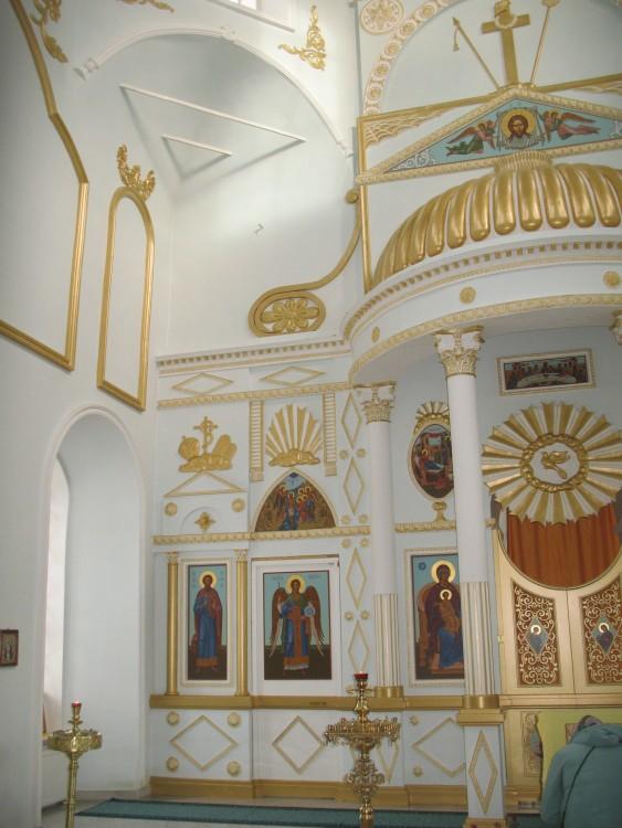 Церковь Вознесения Господня, Узи