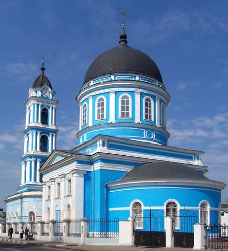 Собор Богоявления Господня, Ногинск