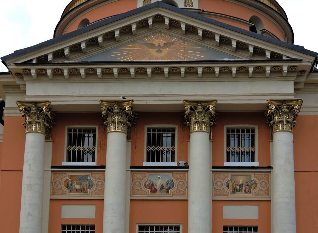 Церковь Варвары великомученицы на Варварке, Москва
