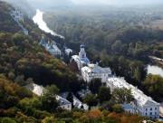 Украина, Донецкая область, Славянский район, Святогорск, Успенская Святогорская лавра