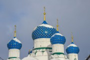Богоявленский монастырь. Собор Богоявления Господня - Углич - Угличский район - Ярославская область