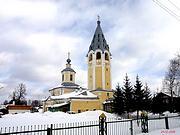 Церковь Успения Пресвятой Богородицы - Чухлома - Чухломский район - Костромская область
