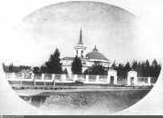 Церковь Всех Святых на Егошихинском кладбище - Пермь - г. Пермь - Пермский край