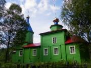 Церковь Михаила Архангела - Алеховщина (Гедевский погост) - Лодейнопольский район - Ленинградская область