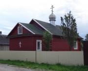 Церковь Варвары - Лодейное Поле - Лодейнопольский район - Ленинградская область