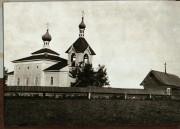 Церковь Георгия Победоносца - Казыченская (Мининская) - Подпорожский район - Ленинградская область