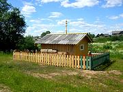 Неизвестная часовня - Казыченская (Мининская) - Подпорожский район - Ленинградская область