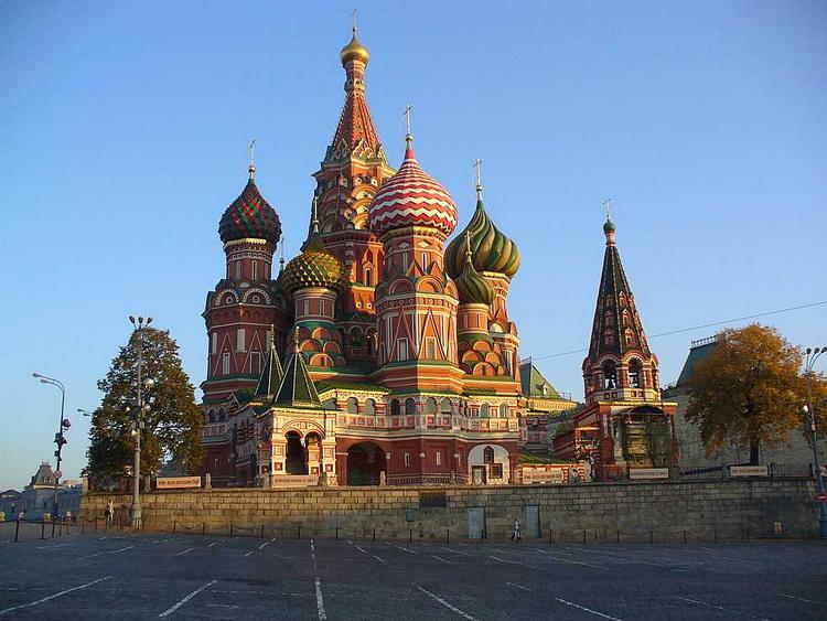 Собор Покрова Пресвятой Богородицы на Рву, Москва