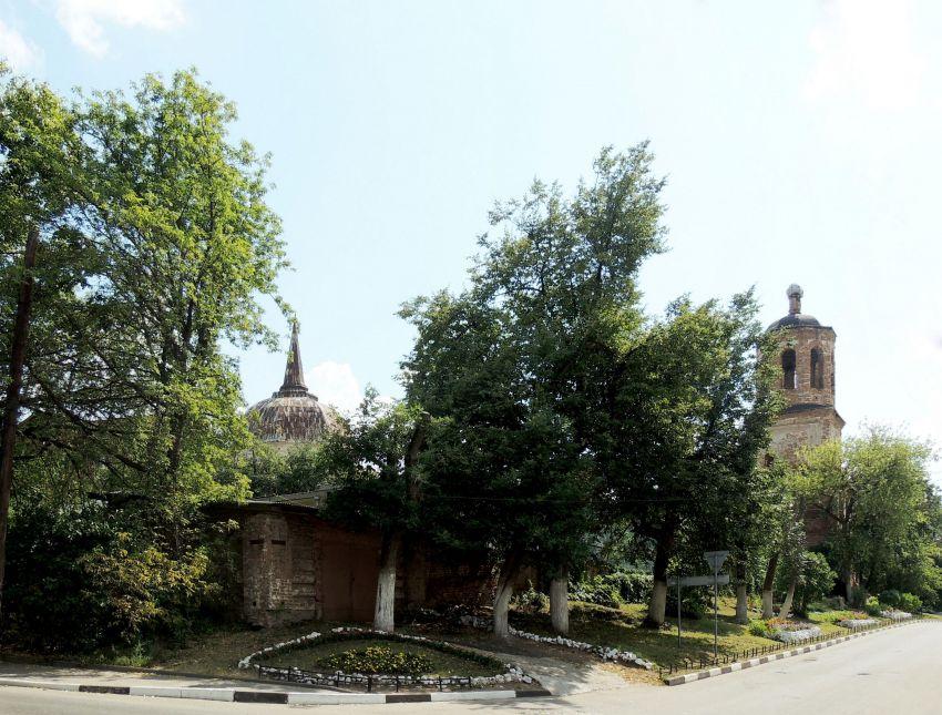 Распятский монастырь-Серпухов-Серпуховский район, гг. Протвино, Пущино-Московская область