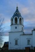 Церковь Сретения Господня - Романово - Усольский район - Пермский край
