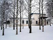 Церковь Богоявления Господня - Ныроб - Чердынский район - Пермский край