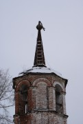 Церковь Николая Чудотворца - Пыскор - Усольский район - Пермский край