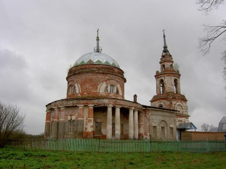 Церковь Михаила Архангела, Архангельское