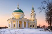 Церковь Михаила Архангела - Архангельское - Рузский район - Московская область