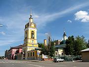 Церковь Сорока мучеников Севастийских в Спасской слободе - Москва - Центральный административный округ (ЦАО) - г. Москва