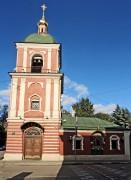 Таганский. Успения Пресвятой Богородицы в Гончарах, церковь