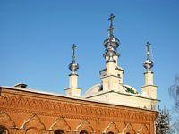 Церковь Тихвинской иконы Божией Матери - Кунгур - Кунгурский район и г. Кунгур - Пермский край