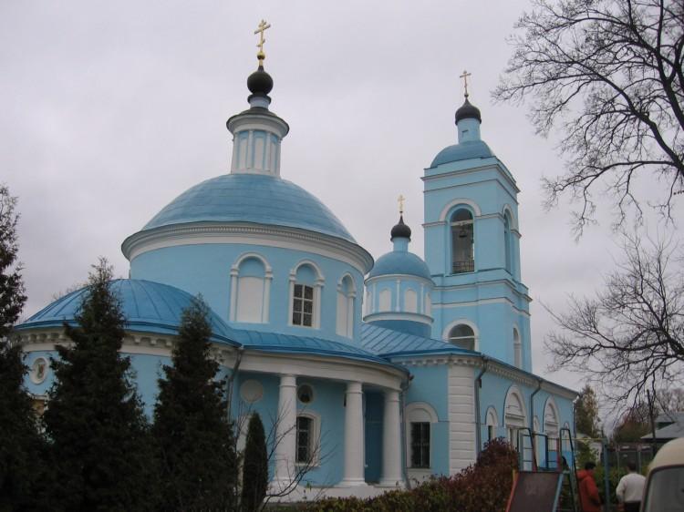 Церковь Покрова Пресвятой Богородицы, Щёлково