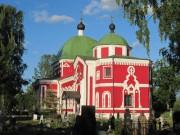 Церковь Георгия Победоносца - Рыбинск - Рыбинский район - Ярославская область