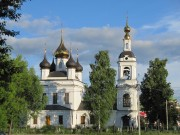 Церковь Вознесения Господня - Рыбинск - Рыбинский район - Ярославская область