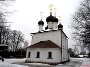Церковь Казанской иконы Божией Матери - Рыбинск - Рыбинский район - Ярославская область